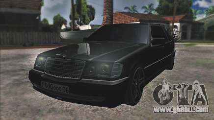 Mercedes-Benz S600 W140 AMG for GTA San Andreas