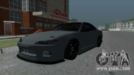 Nissan Silvia S15 Grunt v1.0 for GTA San Andreas