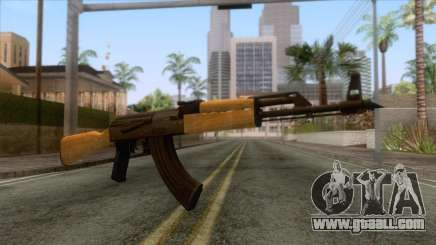 Zastava M70 Assault Rifle v1 for GTA San Andreas