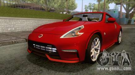 Nissan 370Z Nismo Z34 for GTA San Andreas