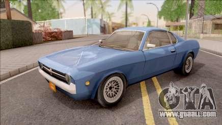 Driver PL Brooklyn for GTA San Andreas