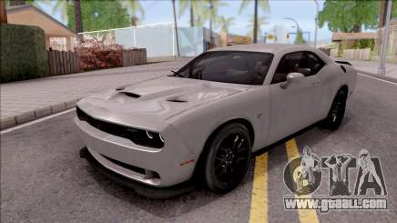 Dodge Charger SRT Hellcat for GTA San Andreas