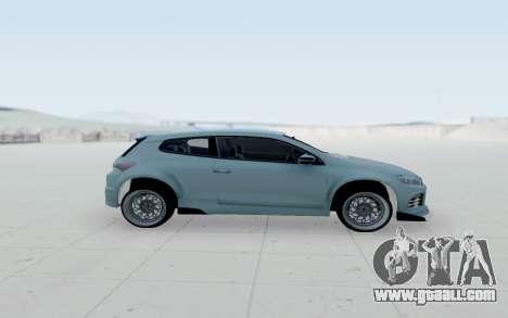 Volkswagen Scirocco R for GTA San Andreas