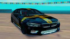 BMW M5 F90 SpeedHunters for GTA San Andreas