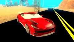 Ocelot Pariah for GTA San Andreas