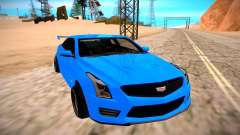 Cadillac ATS for GTA San Andreas