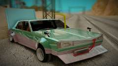 Nissan Skyline 2000GT for GTA San Andreas