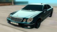 Mercedes-Benz W211 AMG 63 for GTA San Andreas