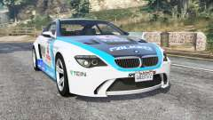 BMW M6 (E63) WideBody Volk v0.3 [replace] for GTA 5