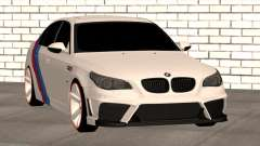 BMW M5 E60 SS (SmotraStyle) for GTA San Andreas