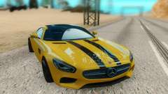 Mercedes-Benz GTS for GTA San Andreas