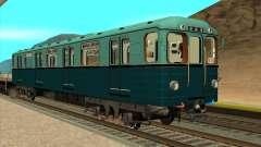 Wagon type HEDGEHOG Original for GTA San Andreas