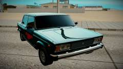 VAZ 2105 black for GTA San Andreas