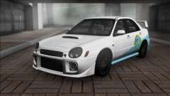 Subaru Impreza WRX 2001 for GTA San Andreas
