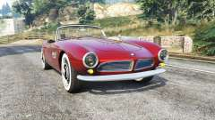 BMW 507 1959 v2.0 [replace] for GTA 5