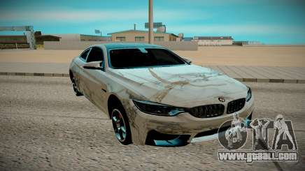 BMW M4 TR for GTA San Andreas