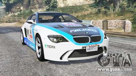BMW M6 (E63) WideBody Volk v0.3 [replace] for GTA 5