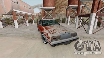 Chrysler New Yorker 1988 Rusty for GTA San Andreas