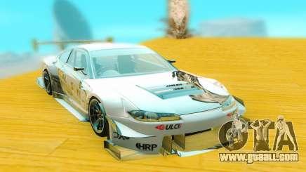 Nissan Silvia S15 R3 Spec for GTA San Andreas