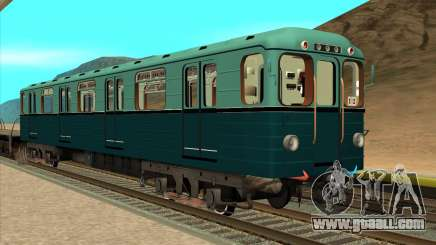 Wagon type HEDGEHOG Original for GTA San Andreas
