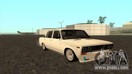 VAZ 2106 Japonakan for GTA San Andreas