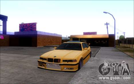 BMW M3 E36 Hamann for GTA San Andreas
