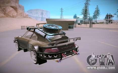 GTA V Pfister Comet Safari for GTA San Andreas