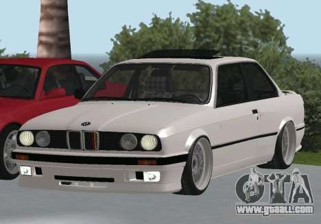 BMW 320i E30 Widebody for GTA San Andreas