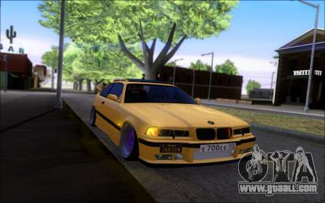 BMW M3 E36 Hamann for GTA San Andreas right view