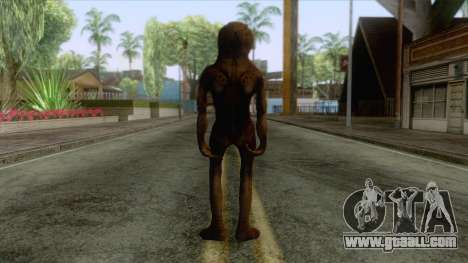 Metro Last Light - Baby Dark One Skin for GTA San Andreas