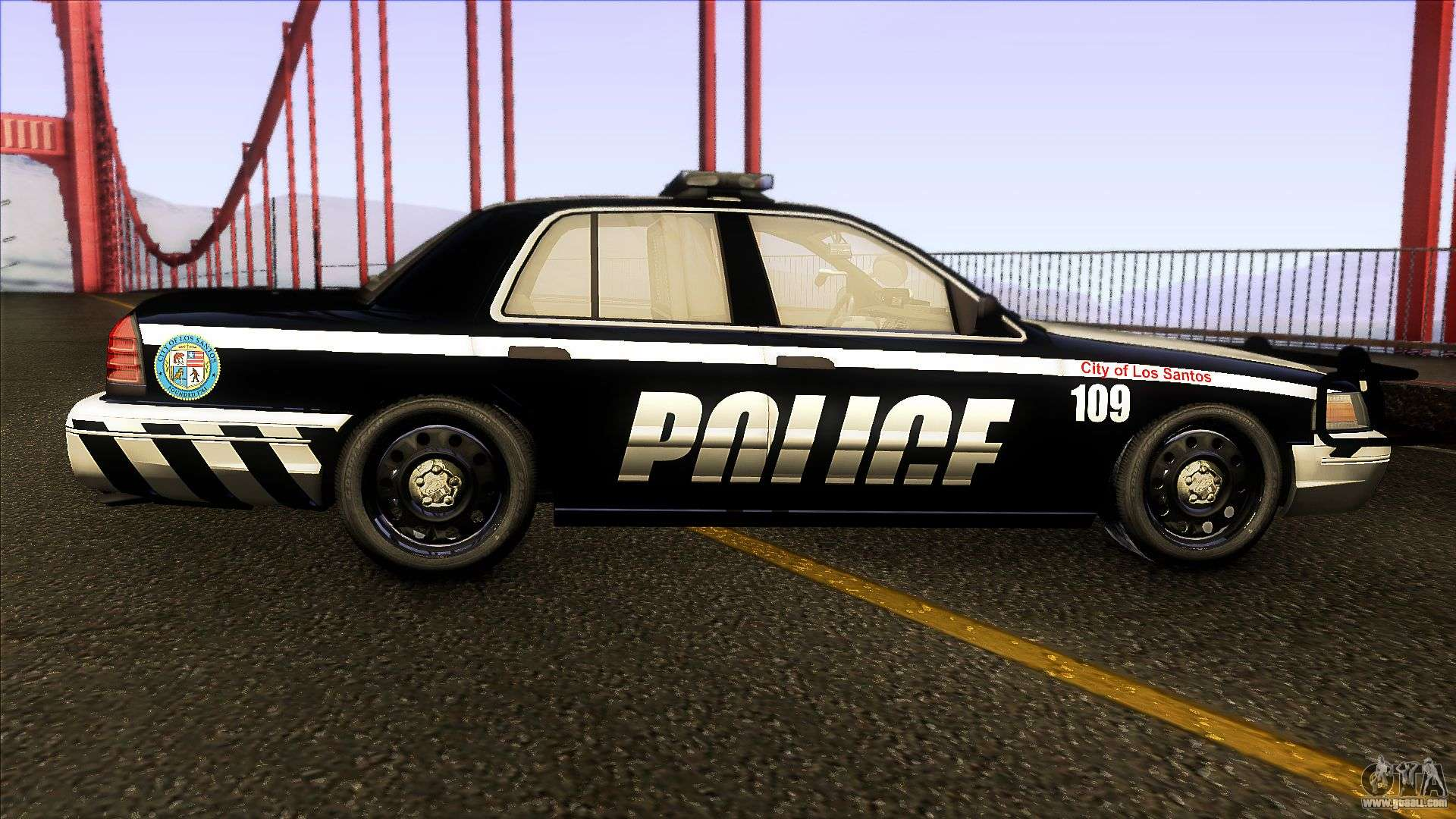 Lspd Vehicles