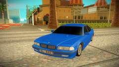 BMW 740I E38