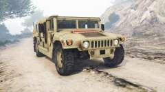 HMMWV M-1116 Unarmed Desert [replace]