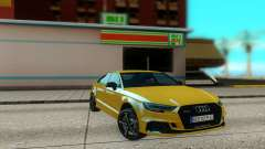 Audi RS3 Sedan 2017 for GTA San Andreas