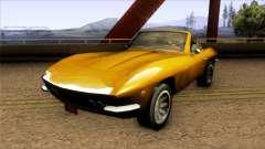 Driver PL San Marino Spyder for GTA San Andreas