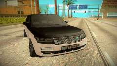 Land Rover Range Rover Autobiography 2016 for GTA San Andreas