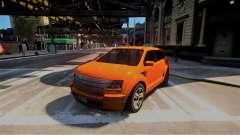 Vapid Radius for GTA 4