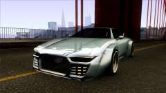 BlueRay Infernus Aurora for GTA San Andreas