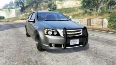 Chevrolet Caprice Unmarked Police v2.0 [replace] for GTA 5