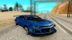 Chevrolet Camaro ZL1 Forza Edition 2017 for GTA San Andreas