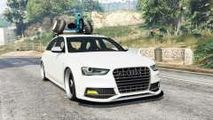 Audi RS 4 Avant (B8) 2014 v1.1 [replace] for GTA 5