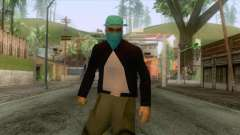 New Aztecas Skin 3 for GTA San Andreas