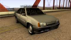 Opel Kadett E Sedan 2.0 1989 for GTA San Andreas