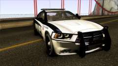 Dodge Charger 2012 LSPD