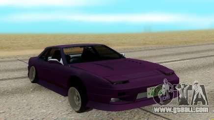 Nissan 240 SX 43 for GTA San Andreas