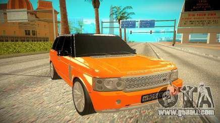 Range Rover Sport for GTA San Andreas