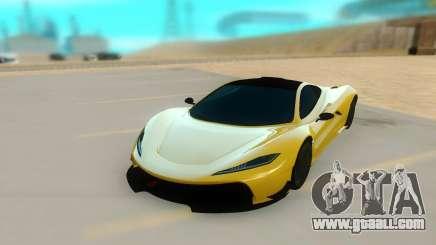 Progen T20 Next Gen for GTA San Andreas