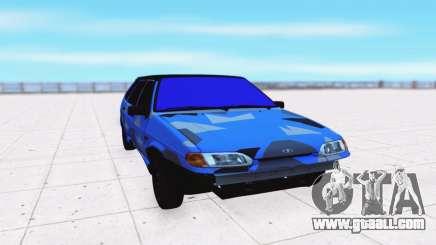 VAZ 2114 for GTA San Andreas