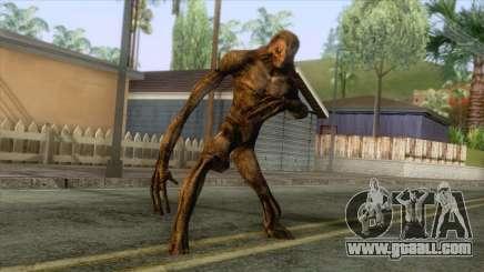Metro 2033 - Dark One Skin for GTA San Andreas