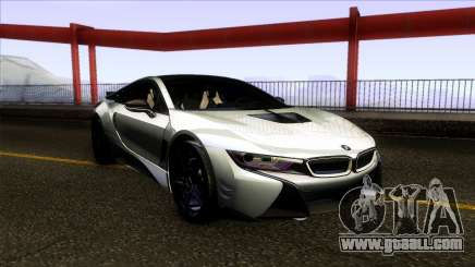 BMW I8 AC Schnitzer ACS8 for GTA San Andreas